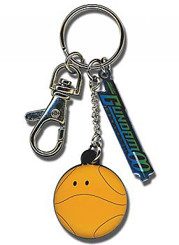 Gundam 00 Key Chain - Haro and Metal Logo