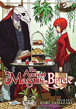 Ancient Magus' Bride Manga Vol.   1