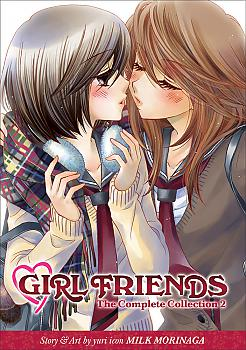 Girl Friends The Complete Collection Manga Vol.   2