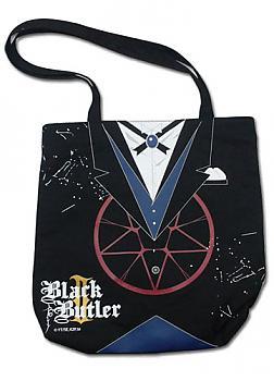Black Butler 2 Tote Bag - Claude