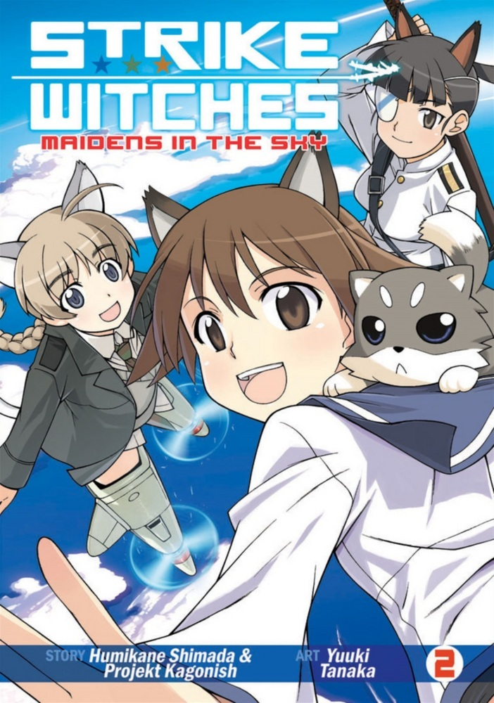 [Anime do Mês] - Strike Witches Strike-witches-maidens-in-the-sky-manga-vol-2