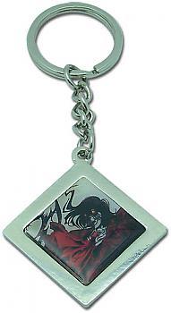 Hellsing Key Chain - Alucard Diamond
