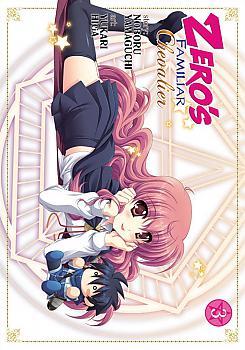 Zero's Familiar: Chevalier Manga Vol.   3