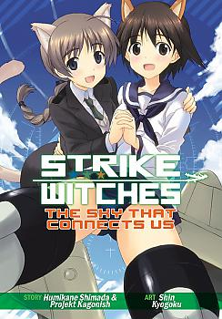 Strike Witches: The Sky That Connects Us Manga