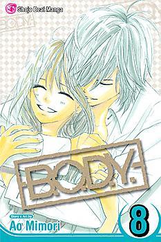 B.O.D.Y. Manga Vol.   8