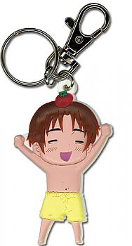 Hetalia Key Chain - Italy Yellow Shorts