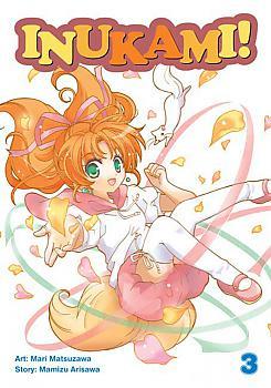 Inukami Manga Vol.   3