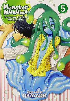 Monster Musume Manga Vol.   5