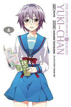 Haruhi: Disappearance of Nagato Yuki-Chan Manga Vol. 6