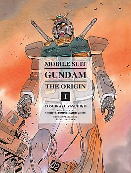 Mobile Suit The Origin Manga Vol.  1 Gundam - Activation