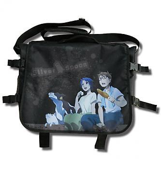 Silver Spoon Messenger Bag - Hachiken & Aki Icon