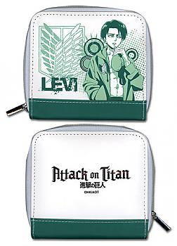 Attack on Titan Wallet - Levi Girl's