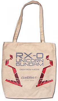 Gundam Unicorn Tote Bag - Unicorn Destroy Mode