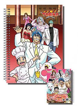 Toriko Notebook - Group