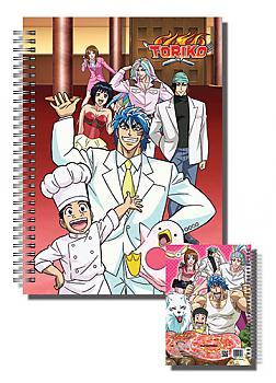 Toriko Notebook - Group