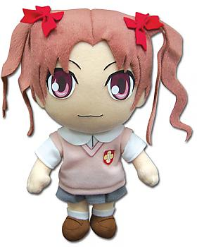 Certain Scientific Railgun 8'' Plush - Kuroko