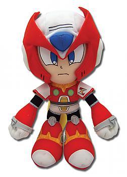 Mega Man X 8'' Plush - Zero