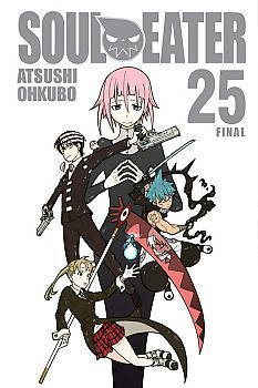 Soul Eater Manga Vol.  25