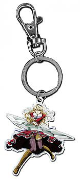 Freezing Key Chain - Satelizer Metal
