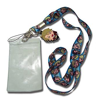 Hetalia World Series Lanyard - SD Group Cellphone