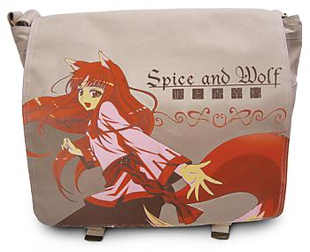 Spice and Wolf Messenger Bag - Holo