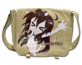 Lucky Star Messenger Bag - Konata Cheer