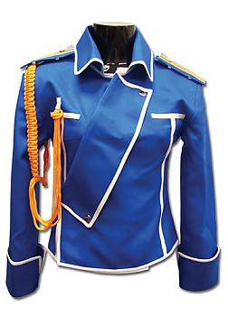 FullMetal Alchemist Brotherhood Costume - State Military Jacket (L)
