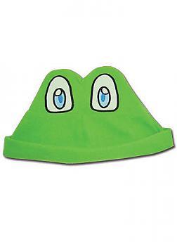 Frogger Fleece Beanie - Frogger Head