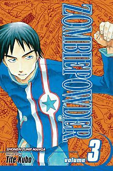 ZOMBIEPOWDER. Manga Vol.   3: Pierce Me Standing In The Firegarden