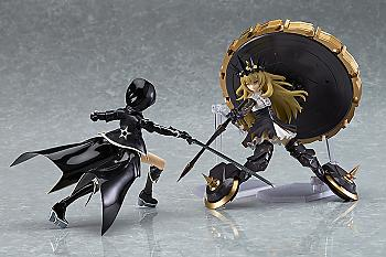 Black Rock Shooter Figma Action Figure - Chariot TV Animation Ver.