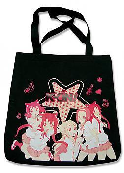K-ON! Tote Bag - Girls