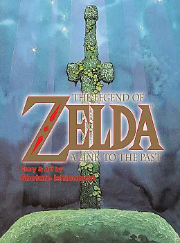 The Legend of Zelda Manga - A Link to the Past