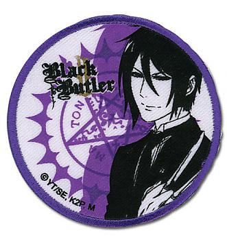 Black Butler 2 Patch - Sebastian & Contract Round