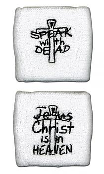 Hellsing Sweatband - Speak with Dead / Jesus Christ is in Heaven