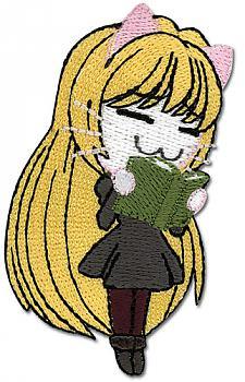 Black Cat Patch - Eve Cat Form