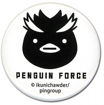Penguindrum 1.25'' Button - Penguin Force
