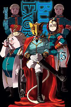Blue Exorcist Manga Vol.  13