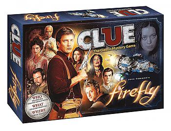 Firefly Board Games - Clue Collector's Edition