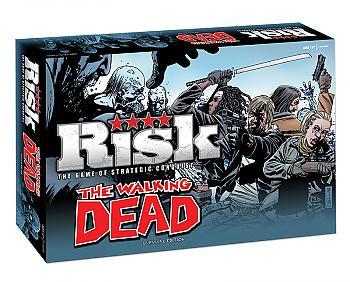 Walking Dead Board Games - Risk Collector's Edition