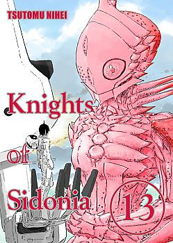 Knights of Sidonia Manga Vol.  13