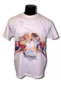 Ikki Tousen XX T-Shirt - Sonsaku & Bachou (XL)