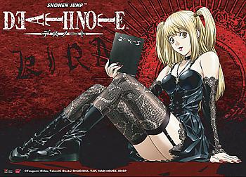 Death Note Wall Scroll - Misa Sitting [LONG]