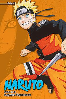 Naruto Omnibus Manga Vol.  11