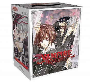 Vampire Knight Manga Box Set 2 Vol. 11-19 with Premium