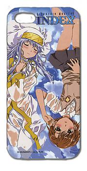 A Certain Magical Index iPhone 5 Case - Index & Railgun