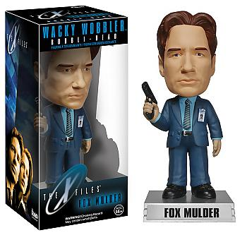 X-Files Wacky Wobbler - Fox Mulder