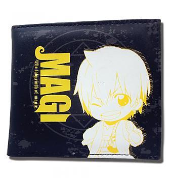 Magi The Labyrinth of Magic Bifilod Wallet - SD Alibaba
