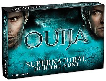 Supernatural Board Games - Ouija Collector's Editioin