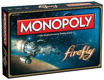 Firefly Board Games - Monopoly Collector's Edition