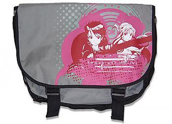 Sword Art Online Messenger Bag - Kirito Asuna Pink